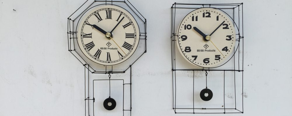 Wire Clock Order
