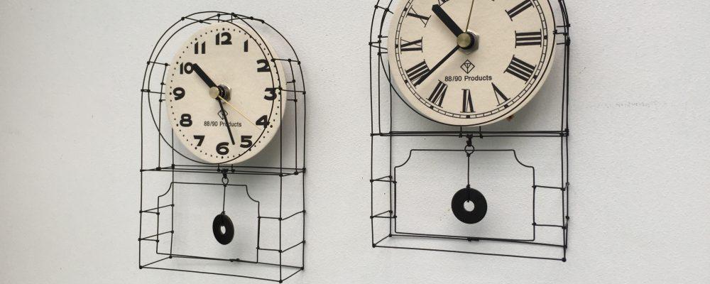 Wire Clock Web Store